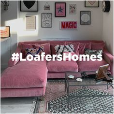 We love seeing our products where they should be - in Loafer's homes! Do send us your pics and tag us on other platforms, you'll find us @LoafHome, and you may spot your Loafy pad on our Pinterest board! Pinterest Board, Platforms, Snug, Homes, Couch, Photo And Video, Furniture, Home Decor, Products