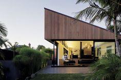 The 'S' house, designed by Glamuzina Paterson Architects.