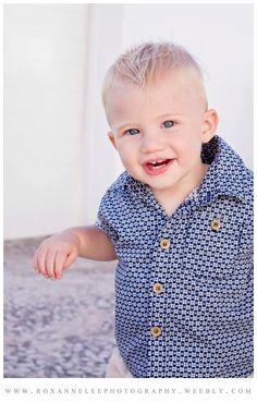 Daniel Davenport - Cute Baby