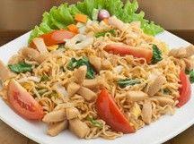 Resep Mi Goreng Sosis