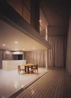 SHIGERU BAN CURTAIN WALL HOUSE  1995