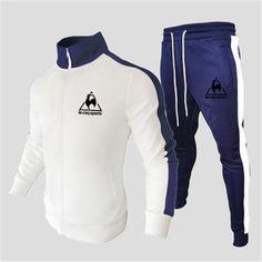 Football Jackets, Track Suit Men, Mens Sweatpants, Man Set, Coq, Mens Fitness, Mens Suits, Men Casual, Sweatshirts
