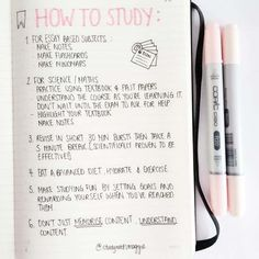 Creative School Bullet Journal Layouts {to help you stay on top of your study., 25 Creative School Bullet Journal Layouts {to help you stay on top of your study., 25 Creative School Bullet Journal Layouts {to help you stay on top of your study. High School Hacks, Life Hacks For School, School Study Tips, College Hacks, College Study Tips, Tips On Studying, Study Tips For Students, Exam Study Tips, College School Supplies