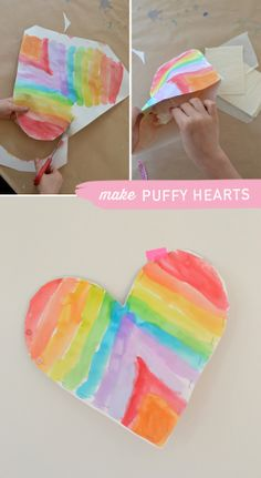 easy & colorful art making
