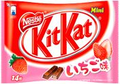 Kit Kat Mini Ichigo, Japan 2009