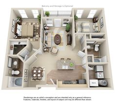 Century Clearbrook at 6450 Mercantile Drive E, Frederick, MD 21703 Apartment Layout, Apartment Plans, One Bedroom Apartment, Sims 4 House Plans, Small House Plans, House Floor Plans, Sims House Design, Casas The Sims 4, 3d Home