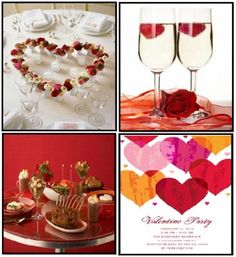 Ideas for Valentines Day Party #stepbystep