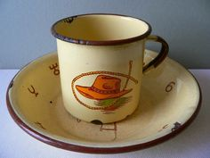 monterrey western ware - my mama gave me some of this - love it!