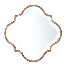 Arabesque Mirror (perhaps stack 3 on an accent wall?)