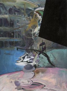 Jussi Pirttioja, Cut The Cake, 80,5 x 60,5, Oil on linen