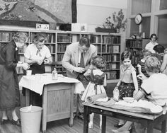 From the Archives: Douglas County polio vaccination program begins