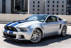2014 'Need For Speed' Mustang Best car ever!