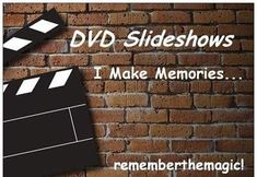 DVD Personalized Slideshow Video & Picture Photo Memory Montage with Music Wedding Birthday Anniversary Occasion by rememberthemagic on Etsy