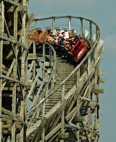 Lightning Racer Hershey Park been there done that