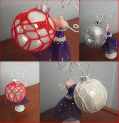 Christmas Bulbs, Holiday Decor, Home Decor, Interior Design, Home Interior Design, Home Decoration, Decoration Home, Interior Decorating