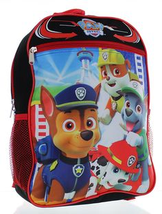 Paw Patrol 15' Backpack - Super Rescue Squad ** Details can be found by clicking on the image.