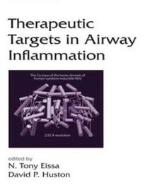 Therapeutic Targets In Airway Inflammation By N. Tony Eissa PDF