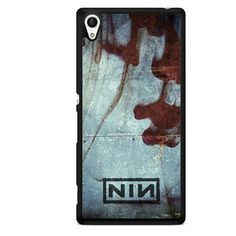 Nine Inch Nails TATUM-7967 Sony Phonecase Cover For Xperia Z1, Xperia Z2, Xperia Z3, Xperia Z4, Xperia Z5