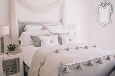 Our Guest Room | Gal Meets Glam | Bloglovin'