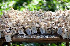 Honey Favors (Savannah wedding)
