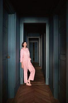 Jenna Lyons' Gorgeous Soho Loft – Trendland Online Magazine Curating the Web since 2006 Soho Loft, Design Room, Design Art, Interior Design, Modern Design, Soho Apartment, Casa Milano, Jenna Lyons, Teal