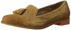 nicole Womens Karine SlipOn LoaferHoney9 M US * To view further for this item, visit the image link.