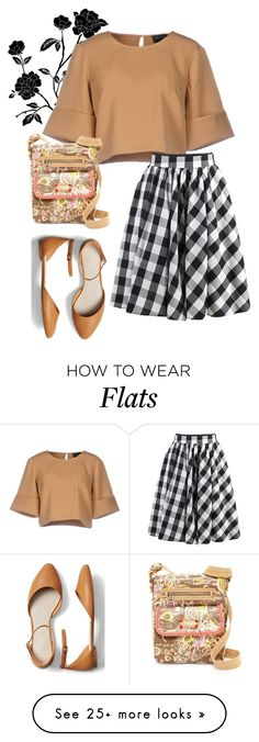 """""""bag"""" by masayuki4499 on Polyvore featuring The Fifth Label, Gap and Sakroots"""