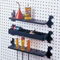 Innovative Storage Shelves by Garrett Wade