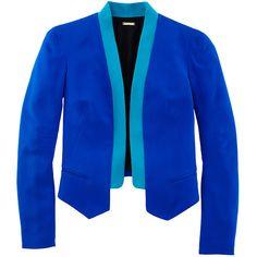 Rebecca Minkoff Agyness Jacket ($378) ❤ liked on Polyvore