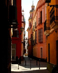 Barrio de Triana, Sevilla, Andalucía, España