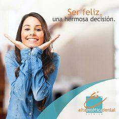 La sonrisa es el reflejo de la felicidad, ¿cuantas veces sonríes al día?