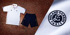 Roland Garros tenues Adidas d'Ivanovic et Tsonga Tournoi, Ana Ivanovic, Polo Shirt, Polo Ralph Lauren, Adidas, Sports, Mens Tops, Art, Roland Garros