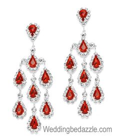 Who Needs Red Earrings Http Thepageantplanet Category Pageant Wardrobe Accessories Pinterest Pageants And Wardrobes