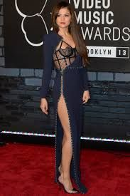 vma best dressed goes to slena xx