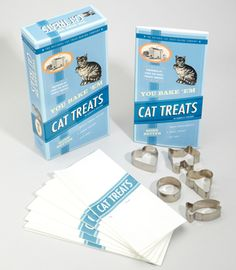Move over catnip! Time to get in the  kitchen and whip up that cute kitty's  new fave obsession!
