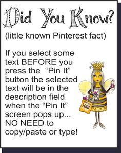 Little Known #Pinterest Trick