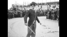 Charlie Chaplin Kids auto Races in Venice 1914 Full - First film of Char...
