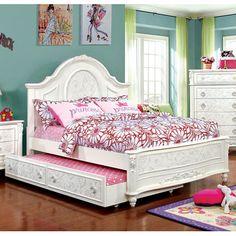 A&J Homes Studio Henrietta Panel Bed Size: Twin