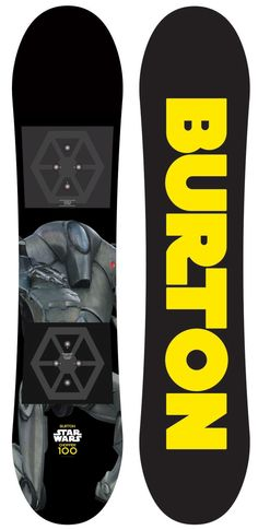 Snowboards -  Pin it :-) Follow us :-)) CLICK IMAGE TWICE for Pricing and Info :) SEE A LARGER SELECTION of  snowboards  at http://www.zbrands.com/Snowboarding-Boards-C24.aspx   -  snow, snowboards, winter sports, outdoor, gift idea  - Burton Snowboards - Burton Chopper Star Wars Snowboard 100