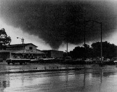 2:10 p.m. 8/16/85 Jasper, Alabama tornado.