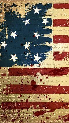 A Grand Ol' Flag #America