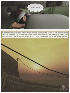 A free Second Life aviation comic book to read this Winter