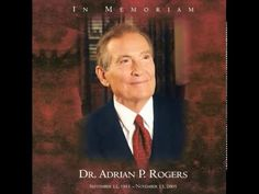 Adrian Rogers: Integrity: Don't Leave Home Without It (Audio)