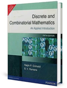 Discrete And Combinatorial Mathematics An Applied Introduction 5th Edition By Ralph P Grimaldi Mathematics Introduction Free Books