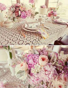 20's style wedding decor