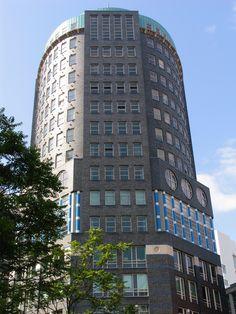 Muzentoren | Wijnhaven 16 Dutch Government, Netherlands, Skyscraper, Buildings, Multi Story Building, The Nederlands, The Netherlands, Skyscrapers, Holland