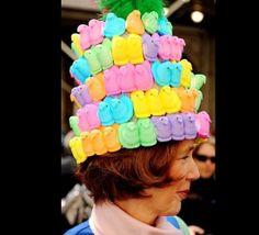 Easter Bonnet Parade - Peeps!