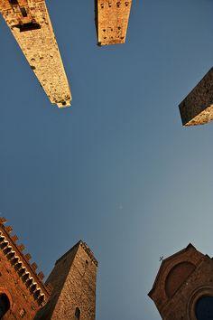 San Gimignano, province of Siena , Tuscany, Italy António Alfarroba