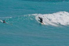 Miami Beach... love the blue water