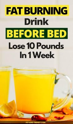 Fat Burning Drinks, Weight Loss Drinks, Weight Loss Smoothies, Weight Loss For Women, Weight Loss Tips, Weight Loss Before, Best Weight Loss, Key To Losing Weight, Lose Weight In A Week